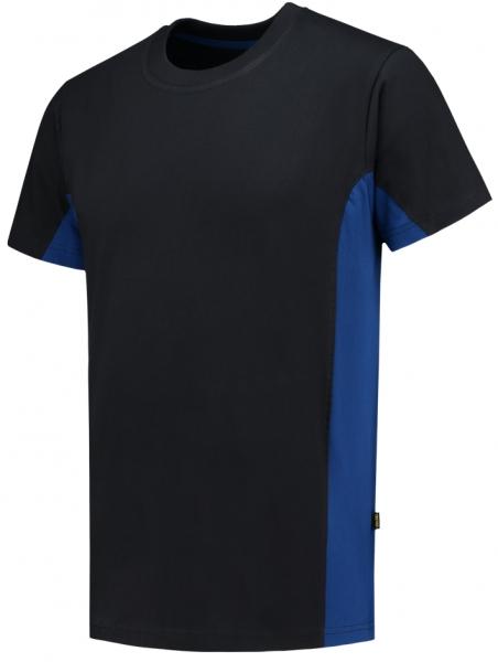 TRICORP-T-Shirt, Bicolor, 190 g/m², navy-royal