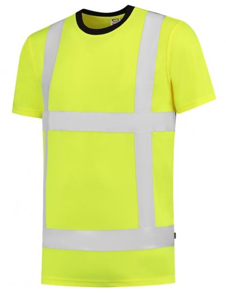 TRICORP-Warn-Schutz-T-Shirt, 180 g/m², warngelb