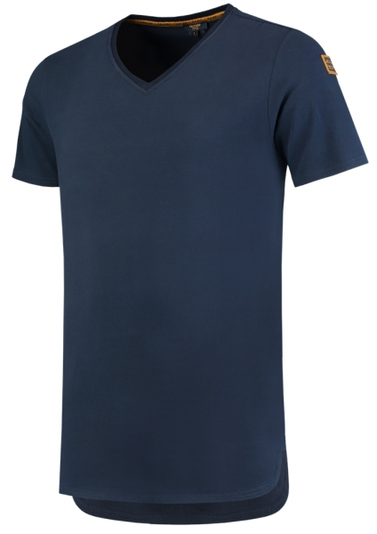 TRICORP-T-Shirts, Premium, V-Ausschnitt, 180 g/m², dunkelblau