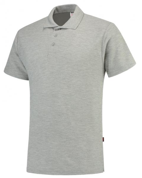 TRICORP-Poloshirts, Slim Fit, 180 g/m², grau meliert