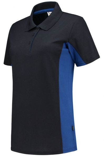 TRICORP-Damen-T-Shirt, Bicolor, 180 g/m², navy-royal