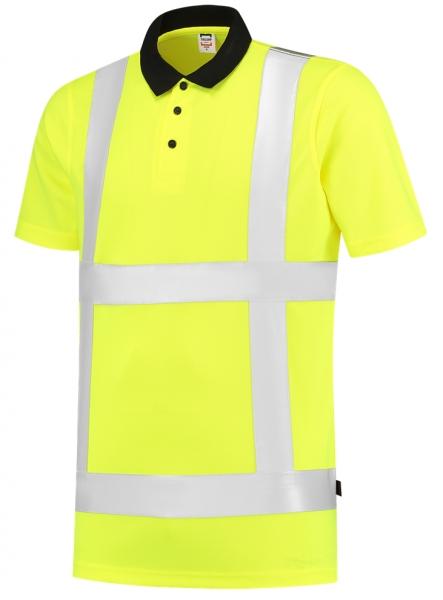 TRICORP-Warn-Schutz-Poloshirt,180 g/m², warngelb