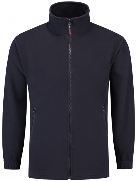TRICORP-Fleece-Arbeits-Berufs-Jacke, Basic Fit, 320 g/m², navy