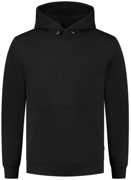 TRICORP-Hoodie, Arbeits-Berufs-Kapuzen-Pulli, Basic Fit, 300 g/m², black