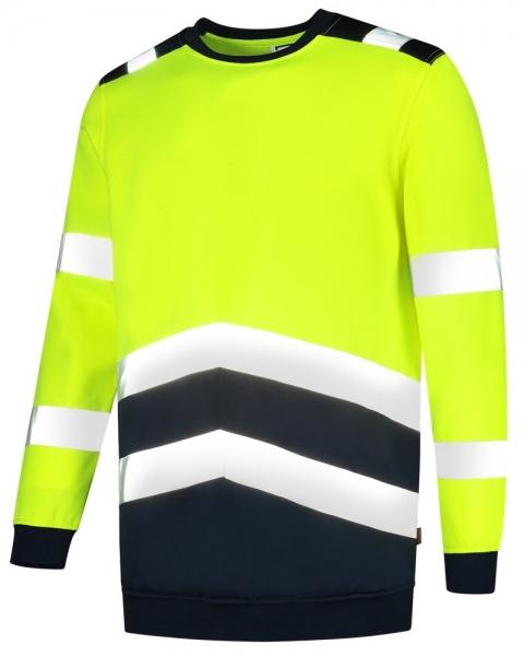 TRICORP-Warnschutz-Sweatshirt, Bicolor, 280 g/m², yellow-ink