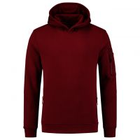 TRICORP-Hoodie-Premium Sweater, 300 g/m², bordeaux