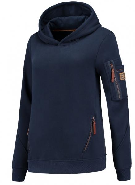 TRICORP-Damen-Hoodie, Arbeits-Berufs-Premium Sweater, 300 g/m², navy