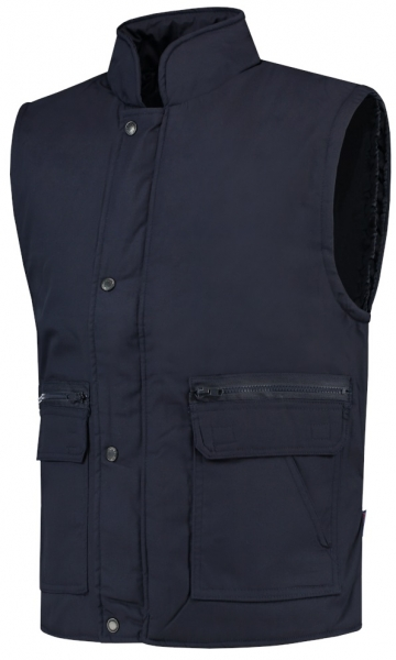 TRICORP-Bodywarmer, Winter-Arbeits-Berufs-Weste, Funktionsweste, Basic Fit, 160 g/m², navy