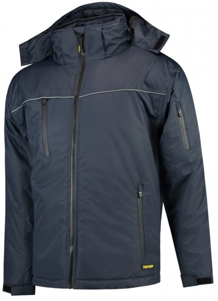TRICORP--Winter-Arbeits-Berufs-Midi Parka, Basic Fit, 160 g/m², navy