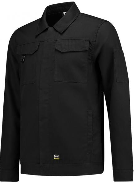 TRICORP-Arbeitsjacke Industrie, Arbeits-Berufs-Jacke, 245 g/m², black