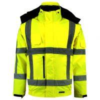 TRICORP-Warn-Schutz-Piloten-Jacke, 200 g/m², warngelb