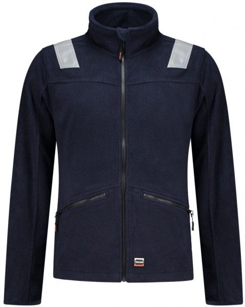 TRICORP-Fleece-Arbeits-Berufs-Jacke, Multinorm, 280 g/m², dunkelblau
