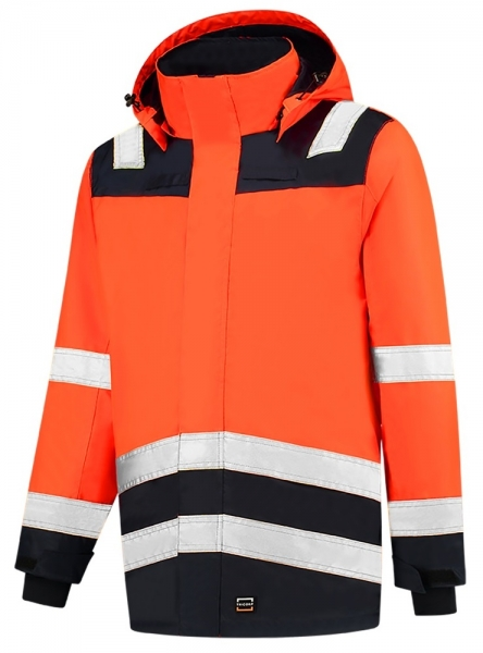 TRICORP-Warnschutz-Parka, Bicolor, 200 g/m², orange-ink
