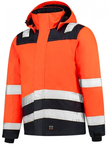 TRICORP-Warnschutz-Jacke, Bicolor, 200 g/m², orange-ink