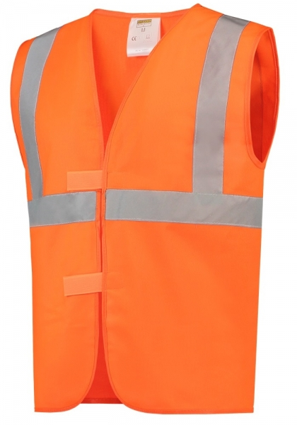 TRICORP-Warnweste EN ISO 20471, Basic Fit, 130 g/m², fluor orange