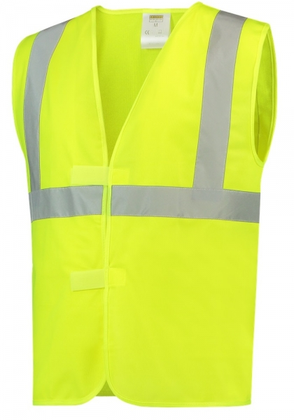TRICORP-Warnweste EN ISO 20471, Basic Fit, 130 g/m², fluor yellow
