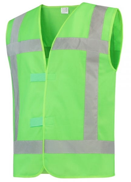 TRICORP-Warnweste Reflexstreifen, Basic Fit, 130 g/m², lime-green