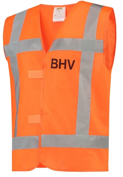TRICORP-Warnweste RWS, BHV, Basic Fit, 130 g/m², orange