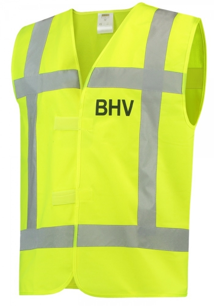 TRICORP-Warnweste RWS, BHV, Basic Fit, 130 g/m², yellow