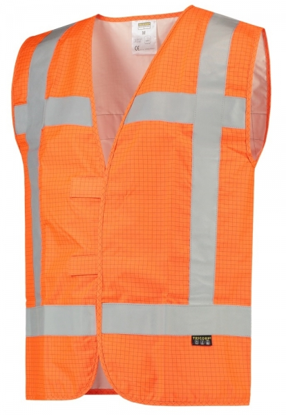 TRICORP-Warnweste RWS, Flammschutz, Basic Fit, 200 g/m², orange