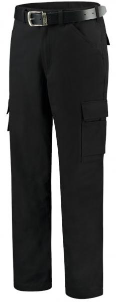 TRICORP-Arbeits-Berufs-Bund-Hose,  Basic Fit, 310 g/m², black