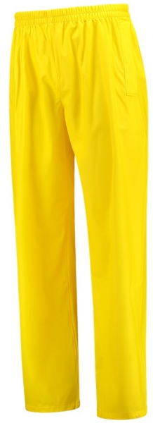 TRICORP-Regen-Nässe-Wetter-Schutz-Bund-Hose, Basic Fit, 150 g/m², yellow