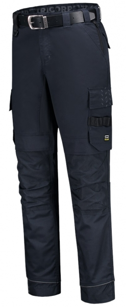 TRICORP-Arbeitshose Twill Cordura-Stretch, Basic Fit, 280 g/m², navy