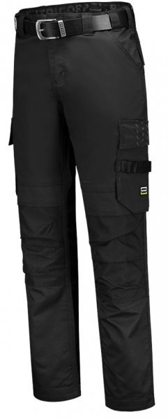 TRICORP-Arbeits-Berufs-Bund-Hose, Twill Cordura, Basic Fit, 280 g/m², black