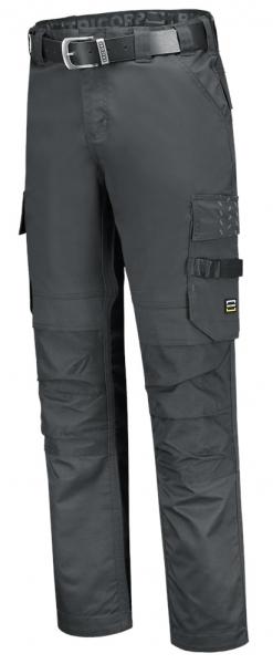 TRICORP-Arbeits-Berufs-Bund-Hose, Twill Cordura, Basic Fit, 280 g/m², darkgrey