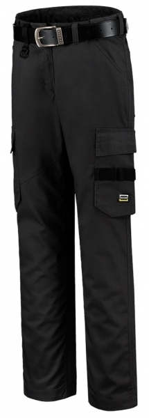 TRICORP-Arbeits-Berufs-Bund-Hose, Twill Damen, Basic Fit, 245 g/m², black