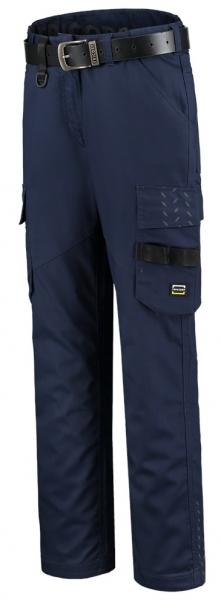 TRICORP-Arbeits-Berufs-Bund-Hose, Twill Damen, Basic Fit, 245 g/m², navy