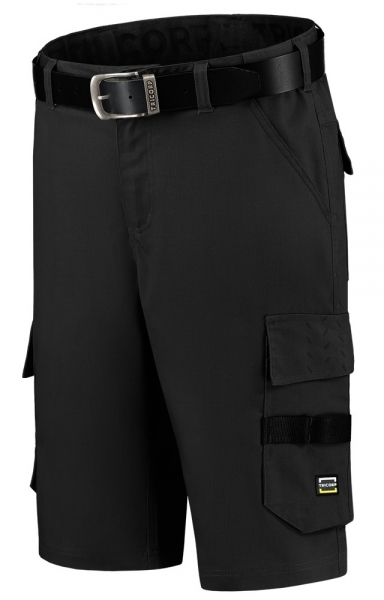 TRICORP-Arbeits Shorts Twill, Basic Fit, 245 g/m², black