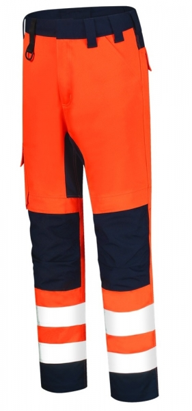 TRICORP-Warnschutzbundhose, Bicolor, 280 g/m², orange-ink