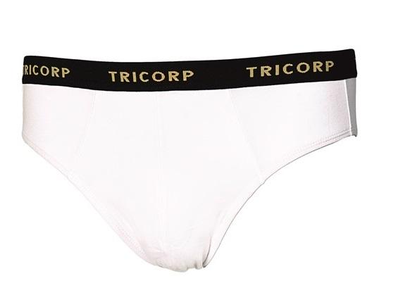 TRICORP-Unterhose, Slim Fit, 170 g/m², white