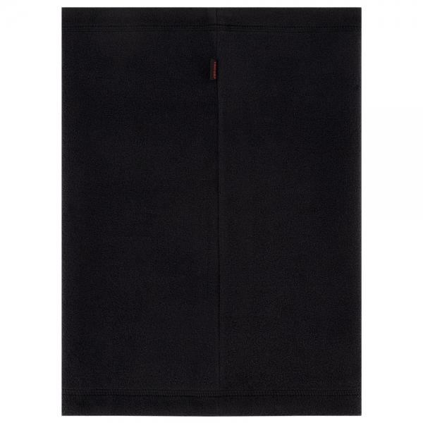 TRICORP-Fleece-Schlauchschal, Reversible, black