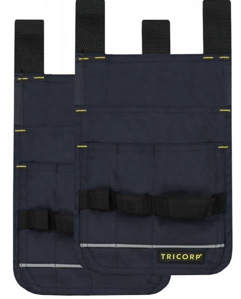 TRICORP-Holstertaschen Cordura, Basic Fit, 55 g/m², navy
