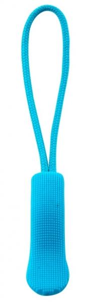 TRICORP-Reissverschluss-Schlaufe Zipper Puller, turquoise