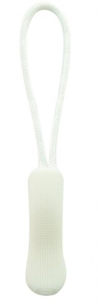 TRICORP-Reissverschluss-Schlaufe Zipper Puller, weiß