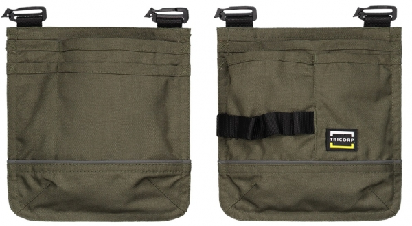 TRICORP-Swing-Pocket Gürteltasche, Basic Fit, 210 g/m², army