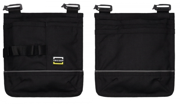 TRICORP-Swing-Pocket Gürteltasche, Basic Fit, 210 g/m², black