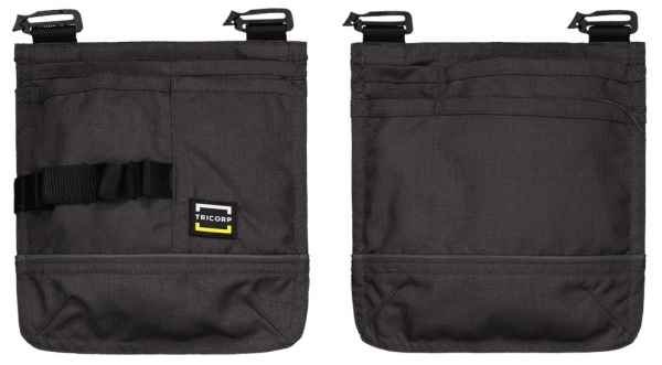 TRICORP-Swing-Pocket Gürteltasche, Basic Fit, 210 g/m², darkgrey