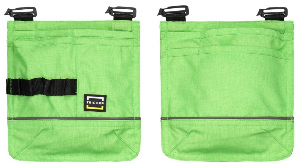 TRICORP-Swing-Pocket Gürteltasche, Basic Fit, 210 g/m², lime