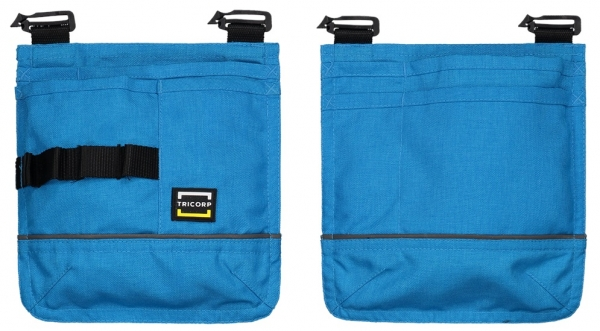 TRICORP-Swing-Pocket Gürteltasche, Basic Fit, 210 g/m², turquoise
