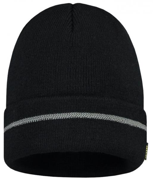 TRICORP-Mütze Reflexstreifen, Basic Fit, black