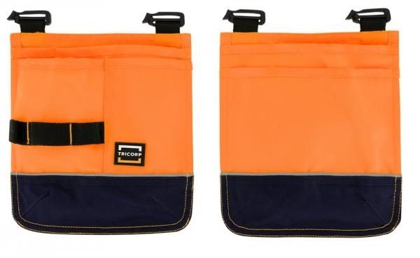 TRICORP-Holstertaschen, Basic Fit, 280 g/m², orange-ink