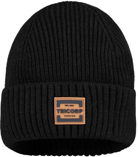 TRICORP-Winter-Mütze, Premium, schwarz