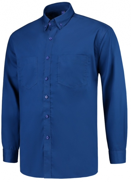 TRICORP-Casual-Arbeits-Berufs-Hemd, Langarm Basis, Basic Fit, 150 g/m², royalblue