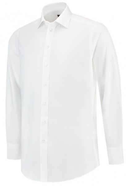 TRICORP-Arbeits-Berufs-Hemd, Stretch, Basic Fit, 110 g/m², weiß