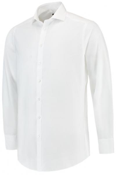 TRICORP-Arbeits-Berufs-Hemd, Oxford, Slim Fit, 110 g/m², weiß