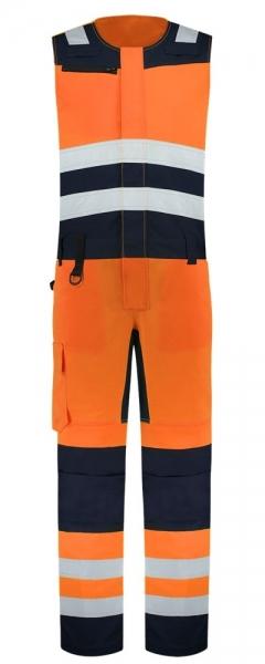 TRICORP-Kombihose, Bicolor, Basic Fit, 280 g/m², orange-ink